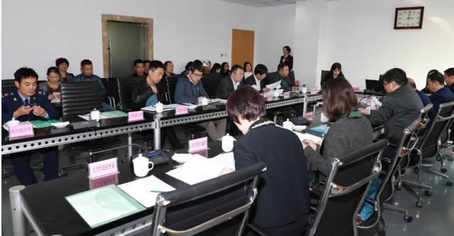曲江新区召开严格执法规范市场秩序专项整治成果工作推进会