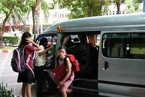 泰国:司机多是女性