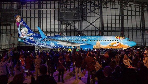 飞机也要拼颜值 这12架的彩绘图案最好看
