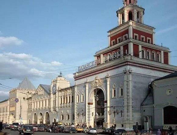 赶火车你的一起去看看国外最美的20坐火车站