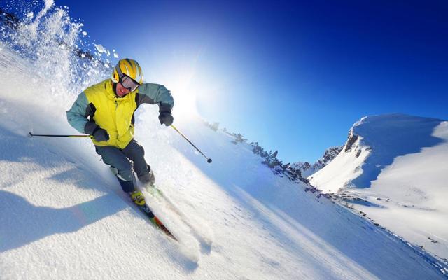 晋公山滑雪场