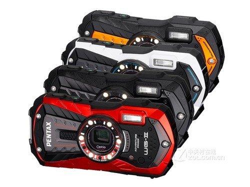 新一代三防相机 宾得WG-2京东售价2299元