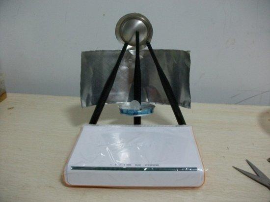 如何用易拉罐diy增强wifi信号