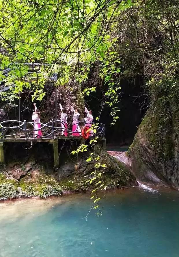 这些小众美景地 私藏了石泉最美的夏天!