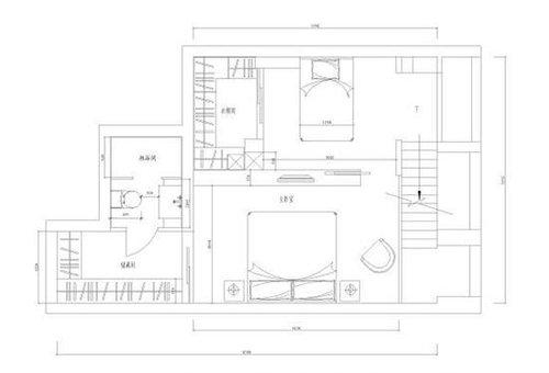 与传统的小户型带来的逼仄感觉不同,强调户型的创新和室内设计的空间