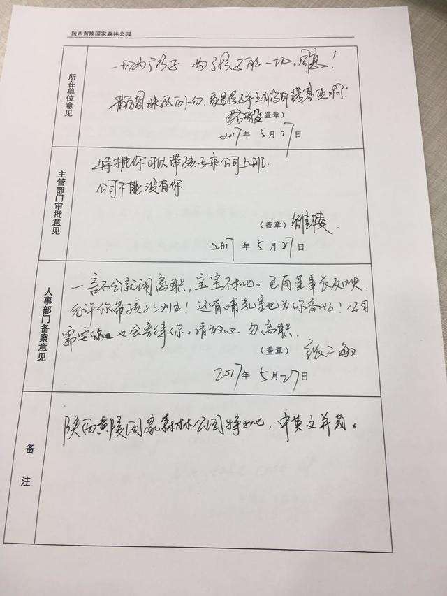 延安现奇葩离职申请中英文并茂 人事部回复更绝图片