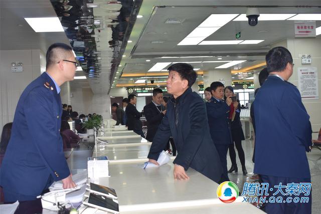 榆林工商局可受理商标注册业务 全省仅三个单位