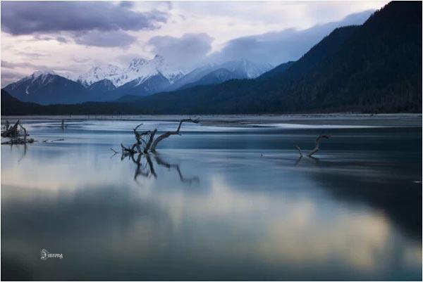"""""""中国最美景观国道"""",无数旅行者一生的梦想------就在 ..."""