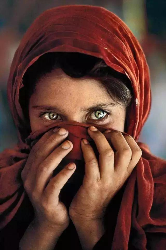"""史蒂夫·麦凯瑞:""""阿富汗少女""""幕后的故事"""