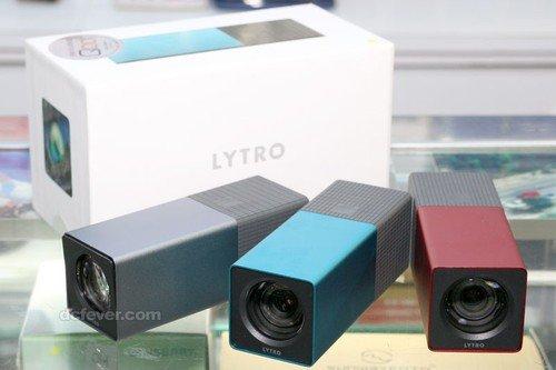 或加入Wi-Fi 升级版Lytro光场相机上市