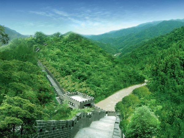 宝鸡麟游县:惊艳的天然避暑城
