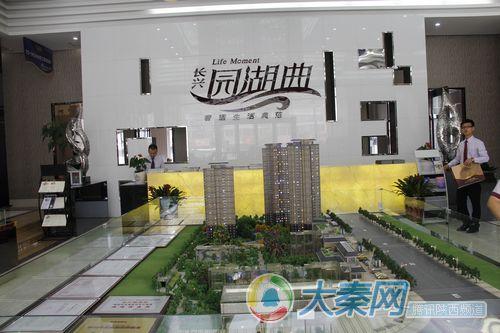 长兴园湖曲:大兴新区的奢适生活典范