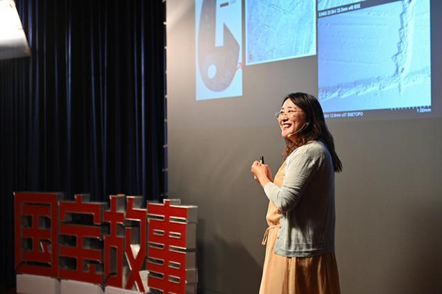 《国宝故事》开讲 百余名观众现场聆听秦朝历史