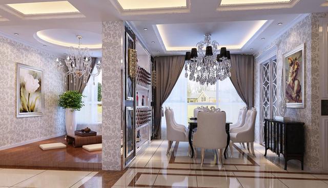 欧式家装风格欣赏
