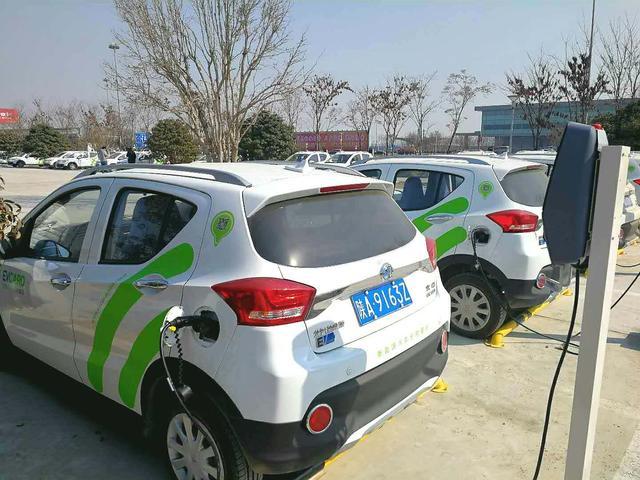 咸阳机场上线分时租车 比公交方便比私家车便宜