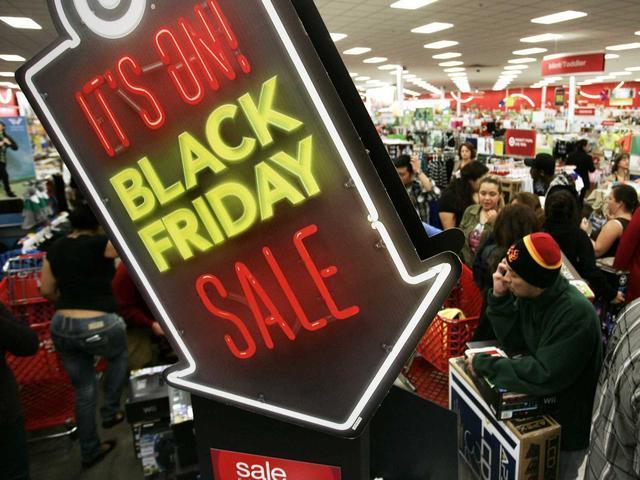 """热闹的""""黑五""""购物节,并不能改变跨境电商的命运"""