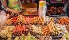 西安走哪吃哪的街头美食