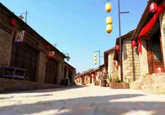 国家地质公园第二湾 延川清水湾