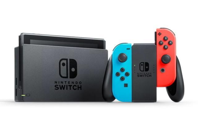 任天堂明年计划:卖2000万台Switch