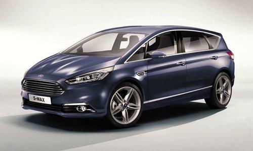 毫无疑问,福特s-max概念车本身的目的就是预演新一代s-max高清图片