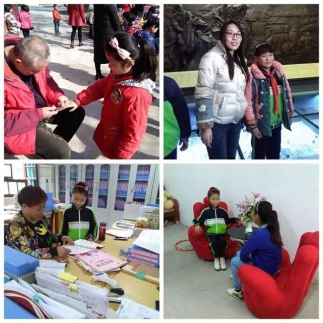 西咸新区泾河新城各校园多形式开展教育扶贫活动
