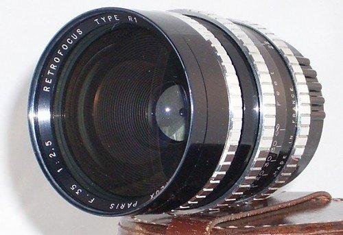 认识6枚35mm焦段经典单反镜头
