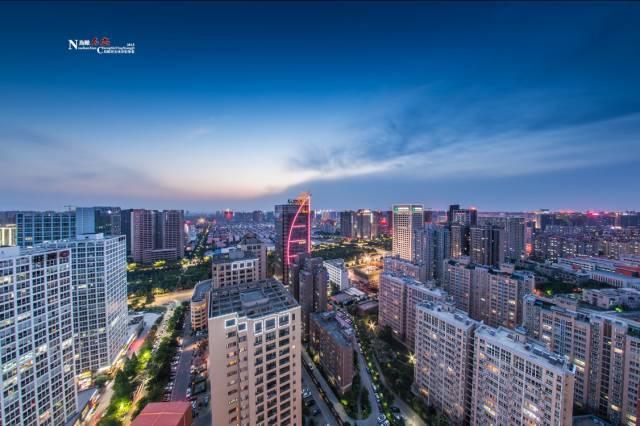 全国排名第四,西安这个区未来将成为整个陕西经济发展的引擎!