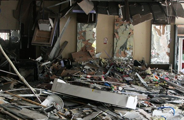 爆炸已导致9人死亡,37人受伤