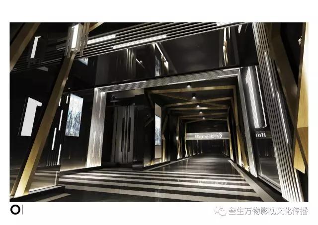 全西北第三家拥有中国巨幕的影院 享受优质体验