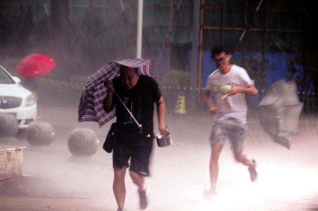 暴雨倾城 做好8月10日至15日强降雨防御工作