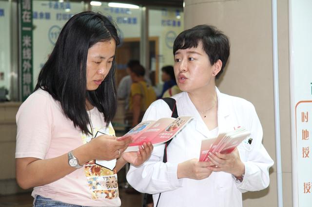 世界过敏日西京皮肤医院举办科学防治·降