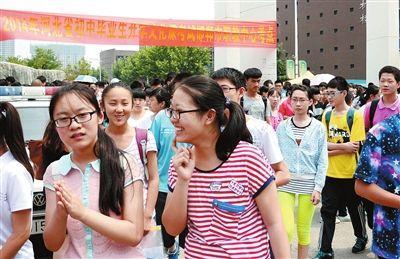 西安城六区考生7月21日至26日网上填报中考志愿