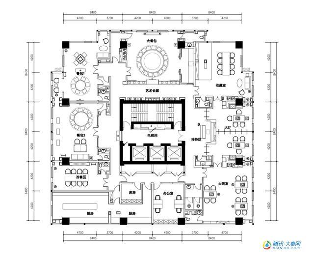 设计师张英斩获金堂奖年度优秀餐饮空间设计奖图片