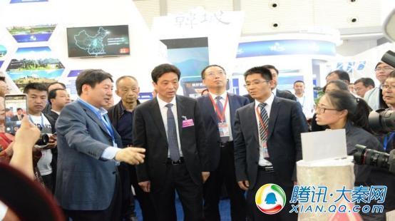 丝博会绥德签约16个项目 引资57.57亿元