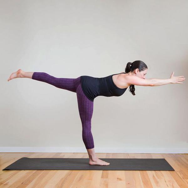 节后肥肉的克星 瑜伽快速紧身操