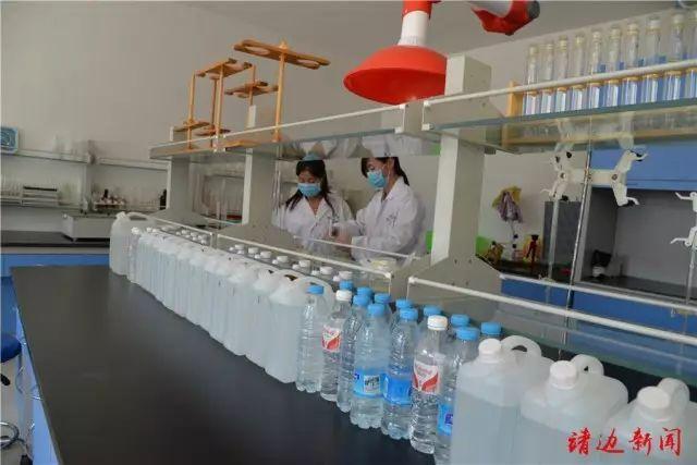 靖边投入1900余万元巩固提升农村饮水安全