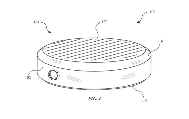 又来了 Apple 新专利再次提到无线充电