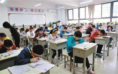 西安近5万名小学生参加25所民校小升初评价