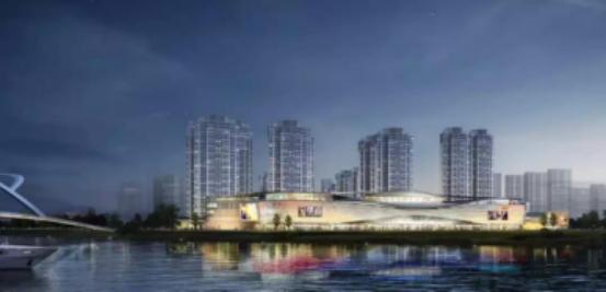 汉中吾悦广场营销中心及样板间将于5月1日盛大开放