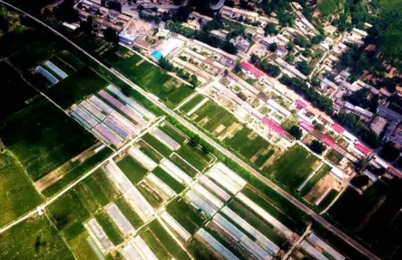 黄帝陵景区空中观光直升机开始试运营