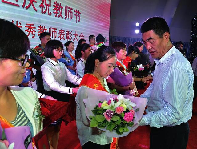 """浐灞生态区教育事业跑出""""加速度"""""""