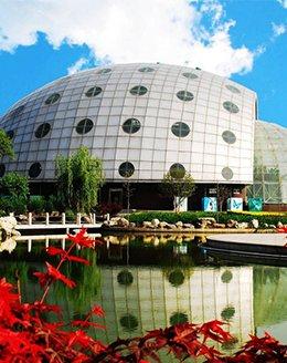 西北农林科技大学博览园