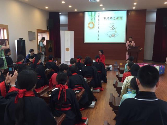 传道于师——教师培训系列活动