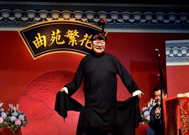 西安曲艺团《繁华》大展演首次亮