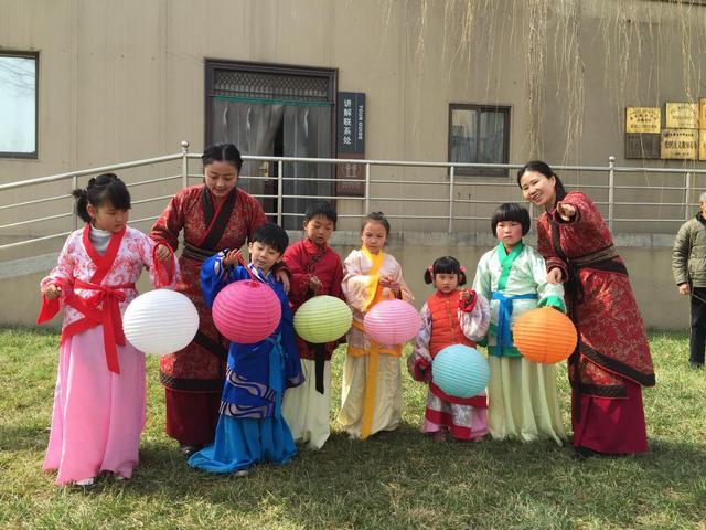 有礼有节——节日荟主题教育活动