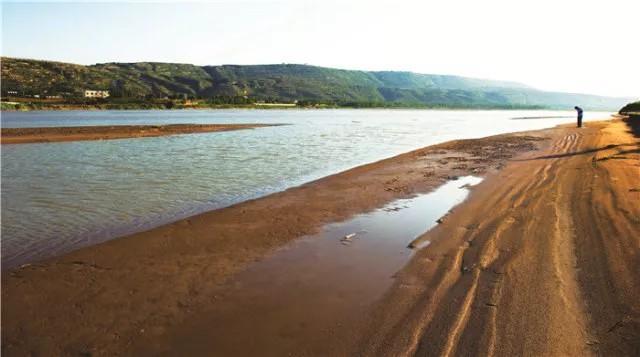 八百里秦川最宽阔的地带 窥见渭水之南