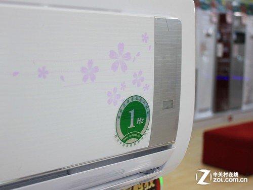 变频舒适又节能 格力1.5p冷暖空调3299元图片