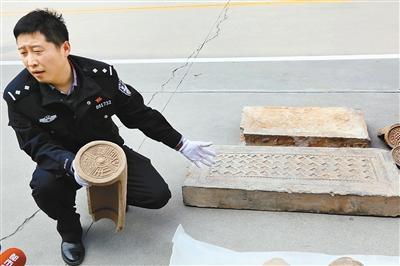 警方破获盗窃遗址周边文物案 抓获三名盗墓贼
