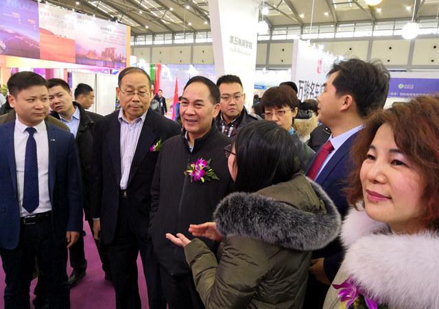 2017中国(西安)跨境电商贸易博览会今日开幕