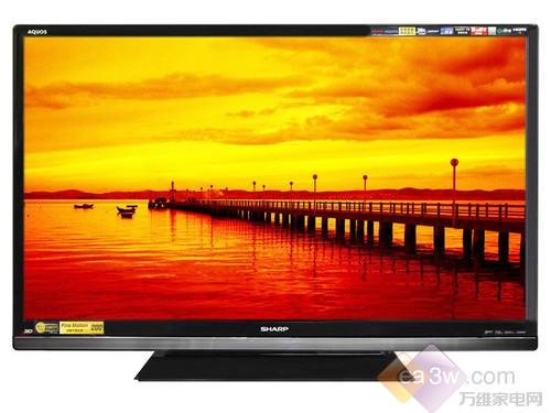 46寸全高清 夏普LCD-46LX640A低价卖